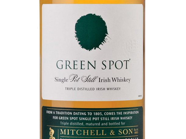 Whisky review : Green Spot
