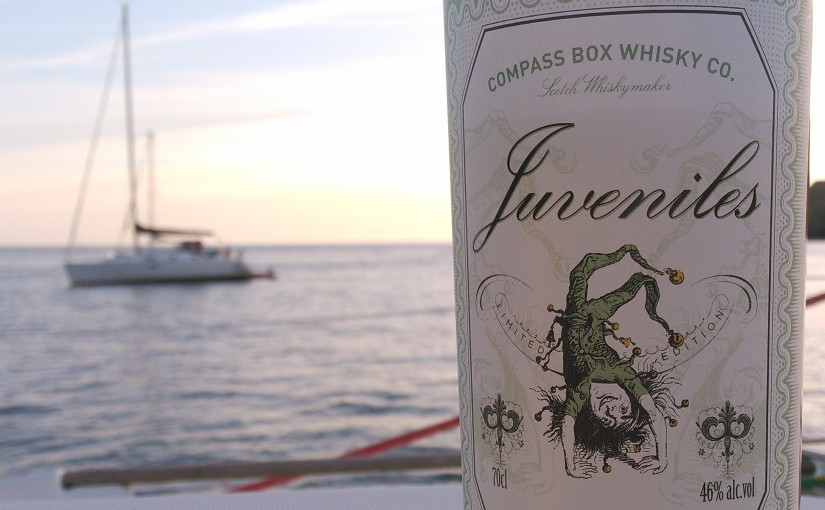 Whisky review : Compass box Juveniles