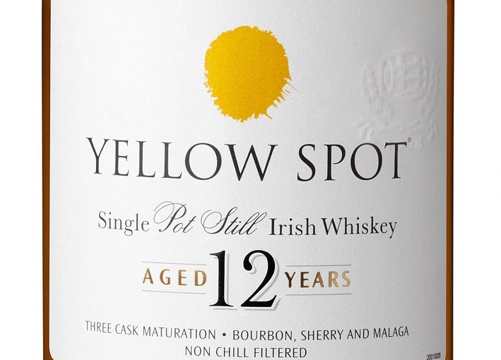 Whisky review : Yellow Spot