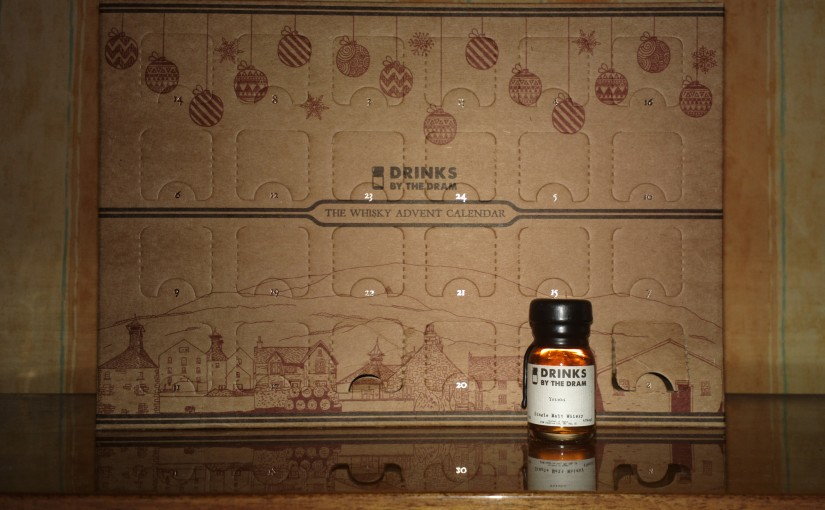 Whisky Advent Calendar day 2 : Yoichi NAS