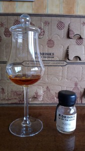 Advent calendar day 5 - The Dalmore 15 years old