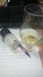 Whisky Advent Calendar day 11 - Arran Batch 4 - That Boutique-y Whisky Company