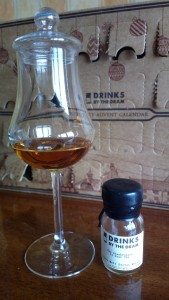 Whisky Advent Calendar day 13 - The Glendronach 12 years old