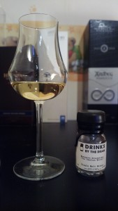 Whisky Advent Calendar day 17 - Mackmyra Brukswhisky