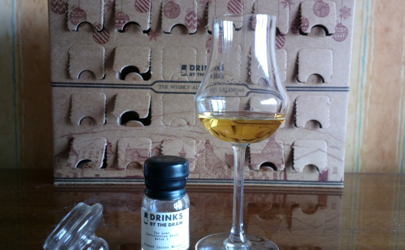 Whisky Advent Calendar day 19 : The Lost Distilleries Blend - Batch 6